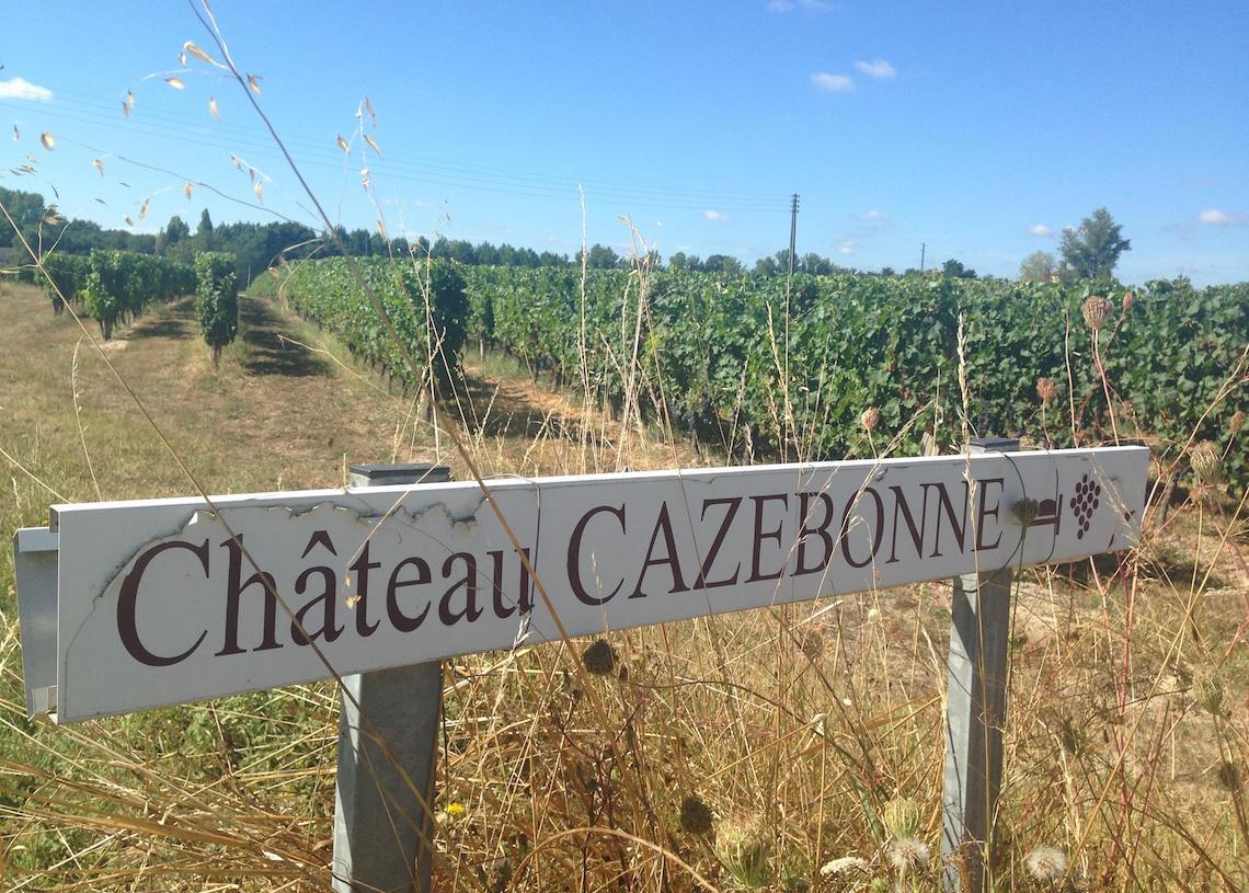 Bordeaux Pirate château Cazebonne