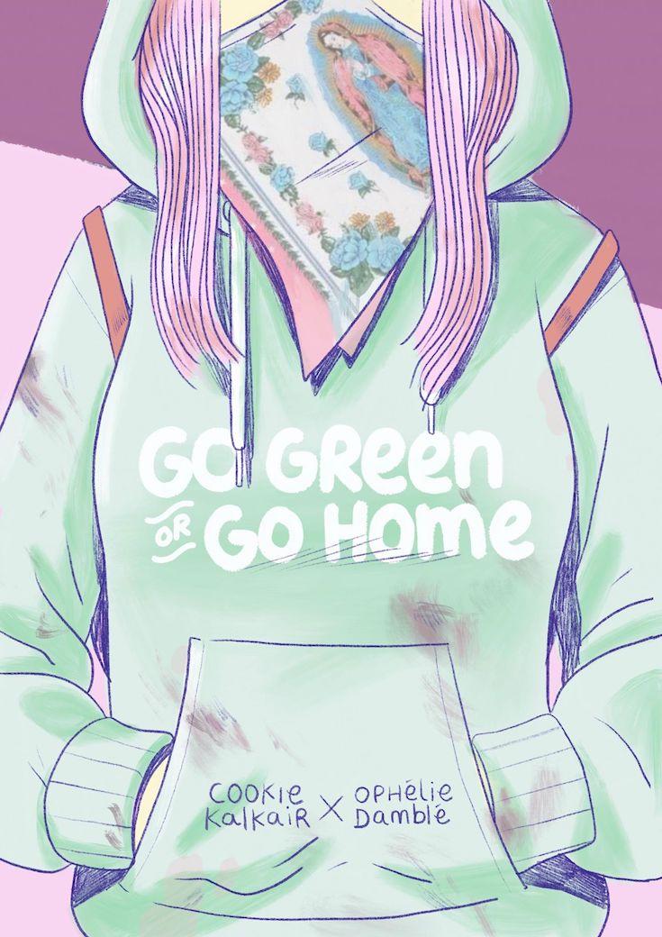 Guerilla Green - Guide de survie végétale en milieu urbain - Ophélie Damblé Cookie Kalkair