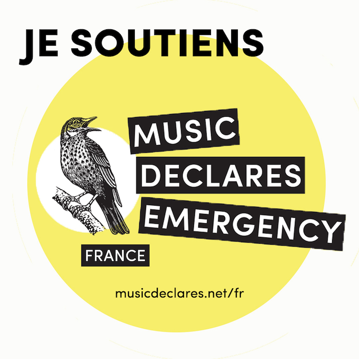 music declares emergency france