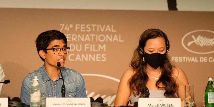 Festival de Cannes - Conférence de presse du 11 juillet 2021 - © Éric Bonté