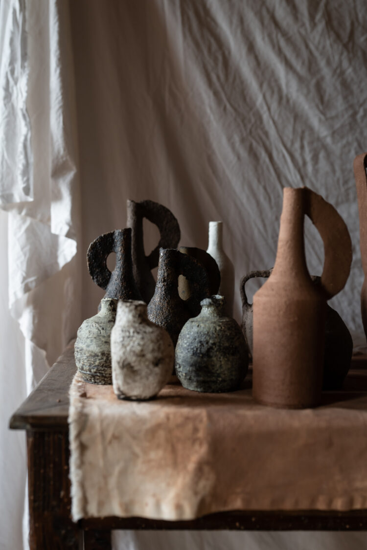 Les céramiques de Marta Dervin - © Anne-Claire Héraud